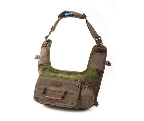 Delta Sling Pack Green