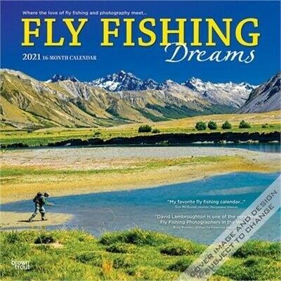 Fly Fishing Dreams 2021