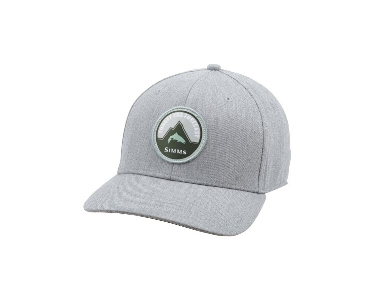 Forget The Forcast Cap Grey