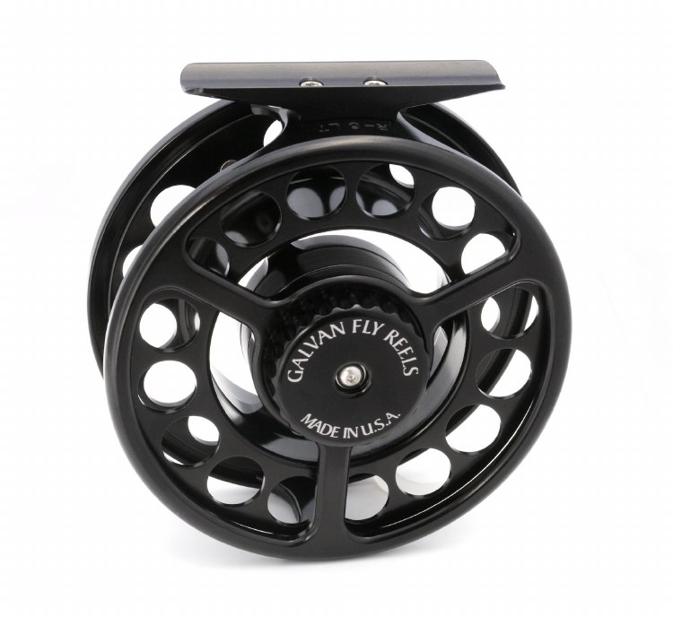 Galvan Rush Light 5 Reel Black