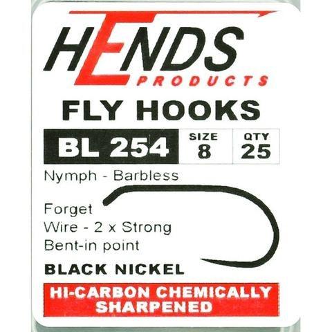 Hends BL 254 Hook Sz 10