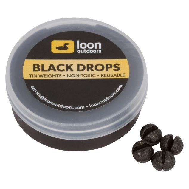Loon Black Drops 1.2g SA