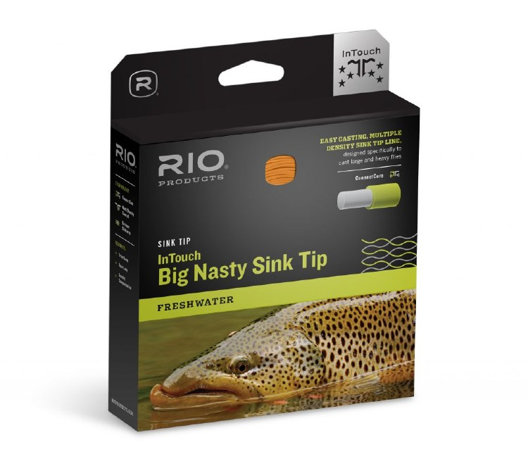RIO Big Nasty Sink Tip 9wt S5