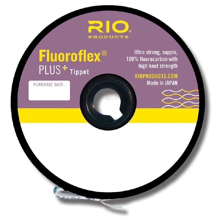 RIO Fluoroflex Plus Tippet 2X