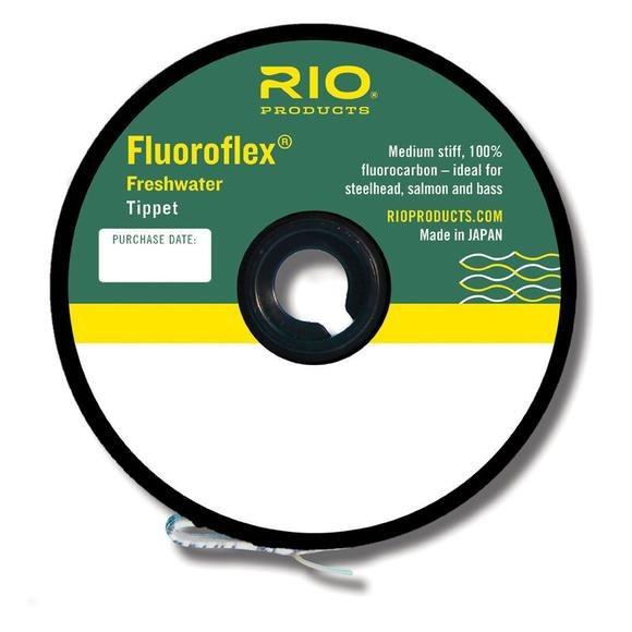 RIO Fluoroflex Plus Tippet 5X