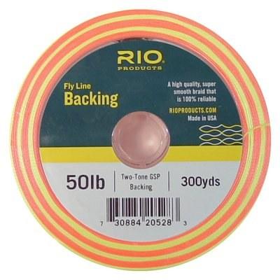 RIO 50lb GSP Backing