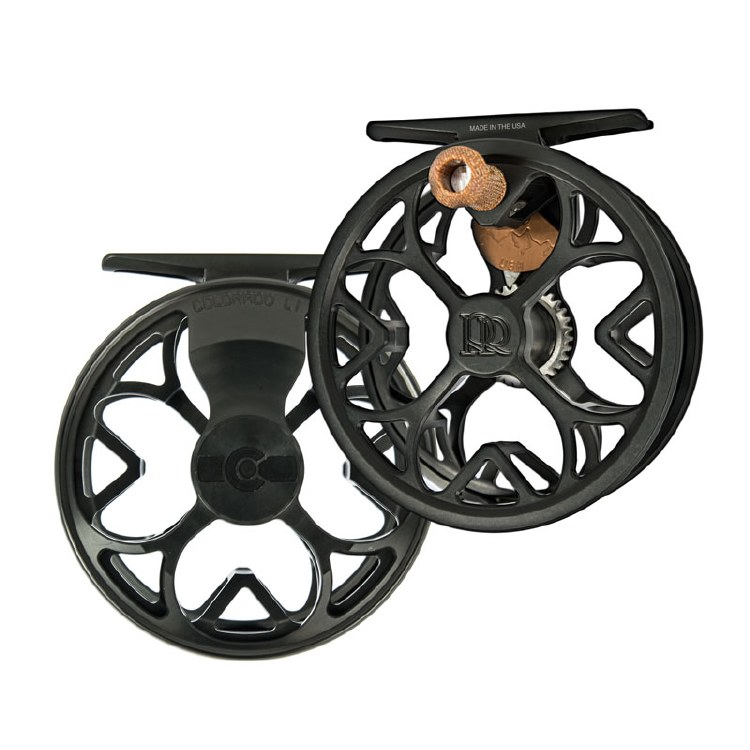 Ross Colorado Lt Reel 3-4 Blk