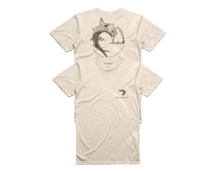 Simms Bow To The King T-Shirt