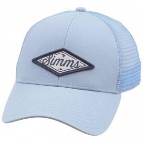 Simms Classic Script Hat Fog