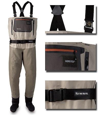 Simms G4 Pro Waders XL