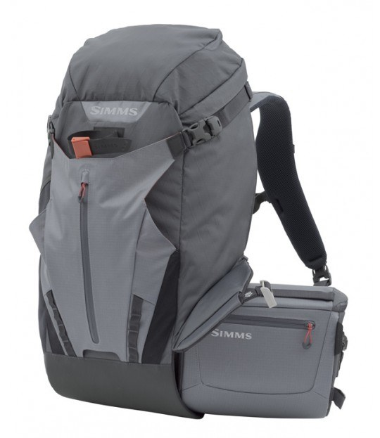 Simms Shift Backpack Slate