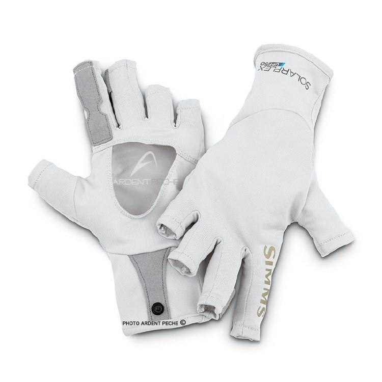 Simms SolarFlex Sun Glove M Gy