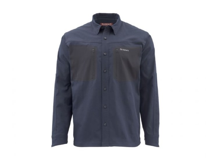 Simms Tongass Shirt AdBl L
