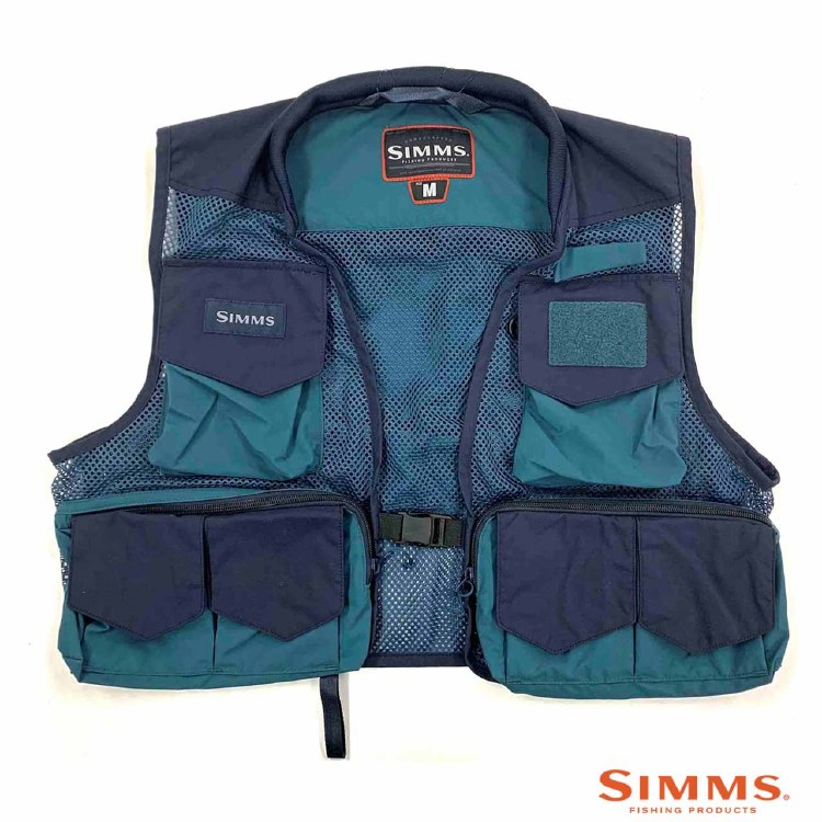 Simms Tributary Vest DSGn M