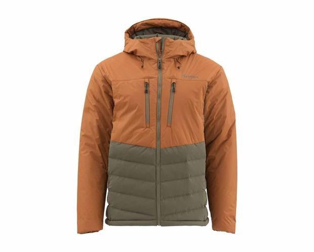 Simms West Fork Jacket SBrn XL