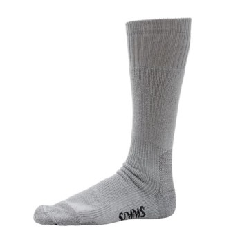 Simms Wet Wading sock XL Ash