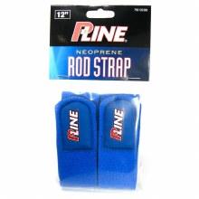 "P-Line Neoprene Rod Straps 12"""