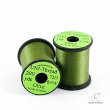 Uni-Thread 8/0 Olive