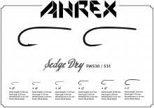 Ahrex FW531 Sedge curved dry S
