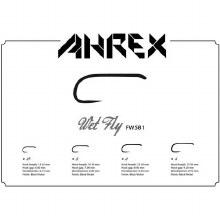 Ahrex FW581 nymph hook Size 4