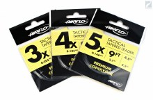 Airflo Tapered Leader 6X 3Pack