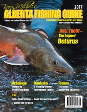 Alberta Fishing Guide 2021