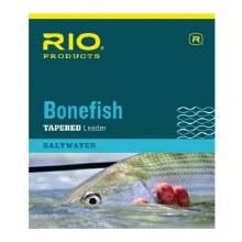 Bonefish Leaders 3pk 10' 8lb
