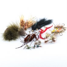 Bow River Fly Selection