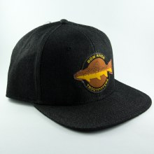 BRT Brown Hat Black Denim