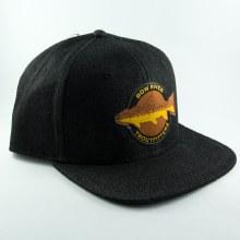 BRT Brown Hat Black Denim