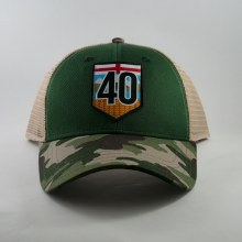 BRT Highway 40 Green/Camo