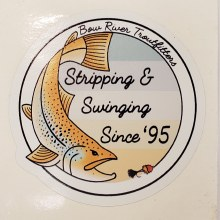 BRT Strip and Swing Sticker