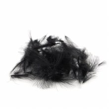 CDC Feathers Black