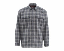 Coldweather Shirt Blk Plaid S