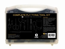 Complete Fly Tying Tool Kit