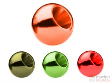 Cyclops Beads Metallic Red5/64