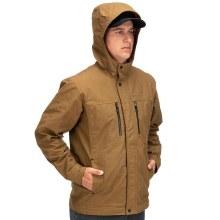 Dockwear Hooded Jacket DBrnz