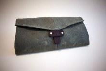 Finn Streamer Suitcase Olive