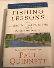 Fishing Lessons Paul Quinnett