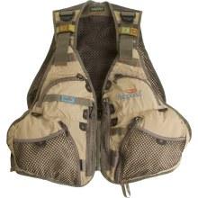 Fishpond Flint Hills Vest Clay