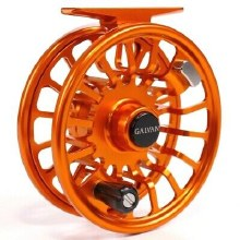 Galvan Torque 10 Reel Orange