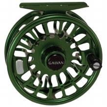 Galvan Torque 3 Reel Green