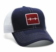 Hatch Trucker Hat Blue