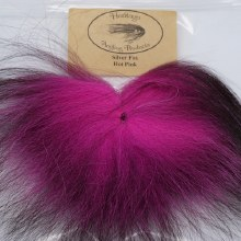 Heritage Fox Fur Hot Pink