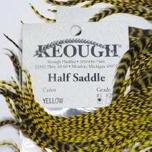 Keough Half Saddles Yellow #1