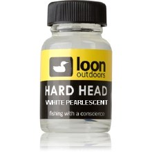 Loon Hard Head Pearlscent Wh