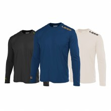 Loop LS Tech Shirt Blue Small