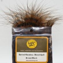 MFC Barred Marabou Brown/Black