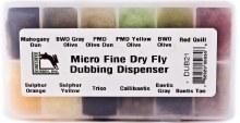 Micro Fine Dubbing dispenser