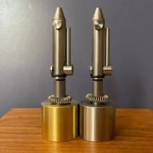 Norvise Shank Jaw Brass